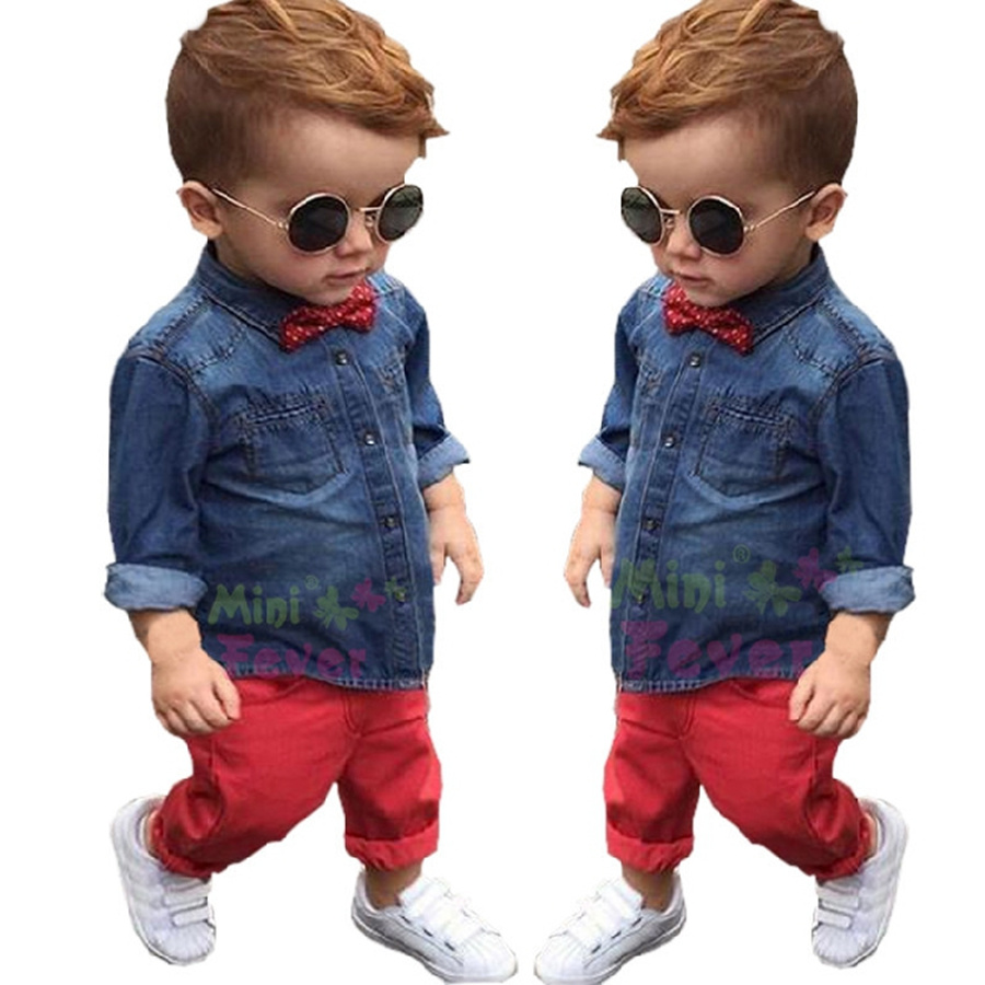 Popular Toddler Boy Jeans Red-Buy Cheap Toddler Boy Jeans Red lots ...