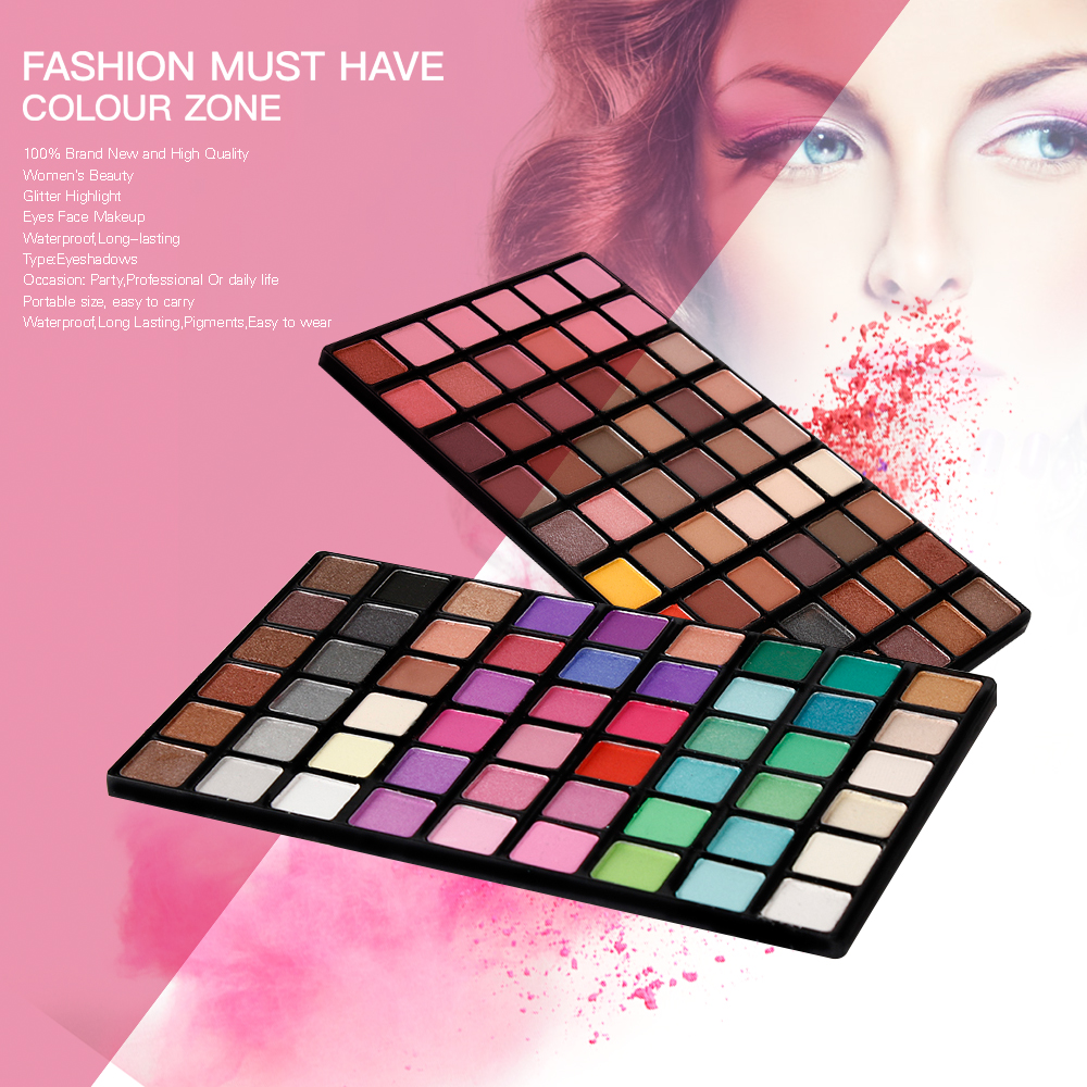 Beauty Essentials Beauty & Health 2017 New Pearl Shimmer Matte Eyeshadow 40 Colors Palette Long Lasting Beauty Cosmetics Professional Nude Makeup Eye Shadow Kit Sales Of Quality Assurance