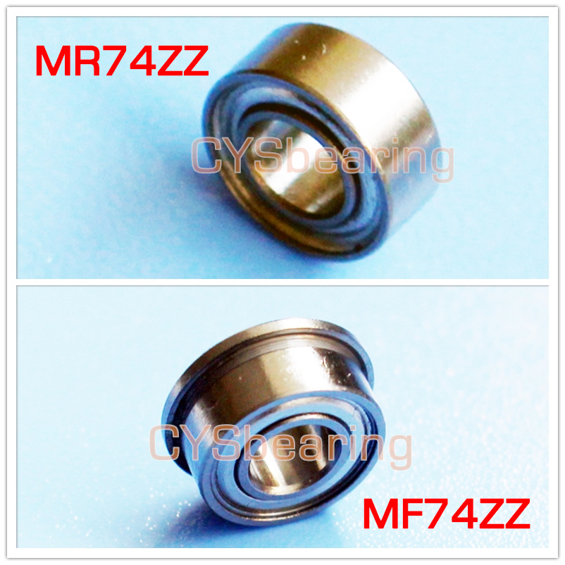 10 PCS 440C Stainless Steel Ball Bearing Bearings S693ZZ 693ZZ 3x8x4 mm