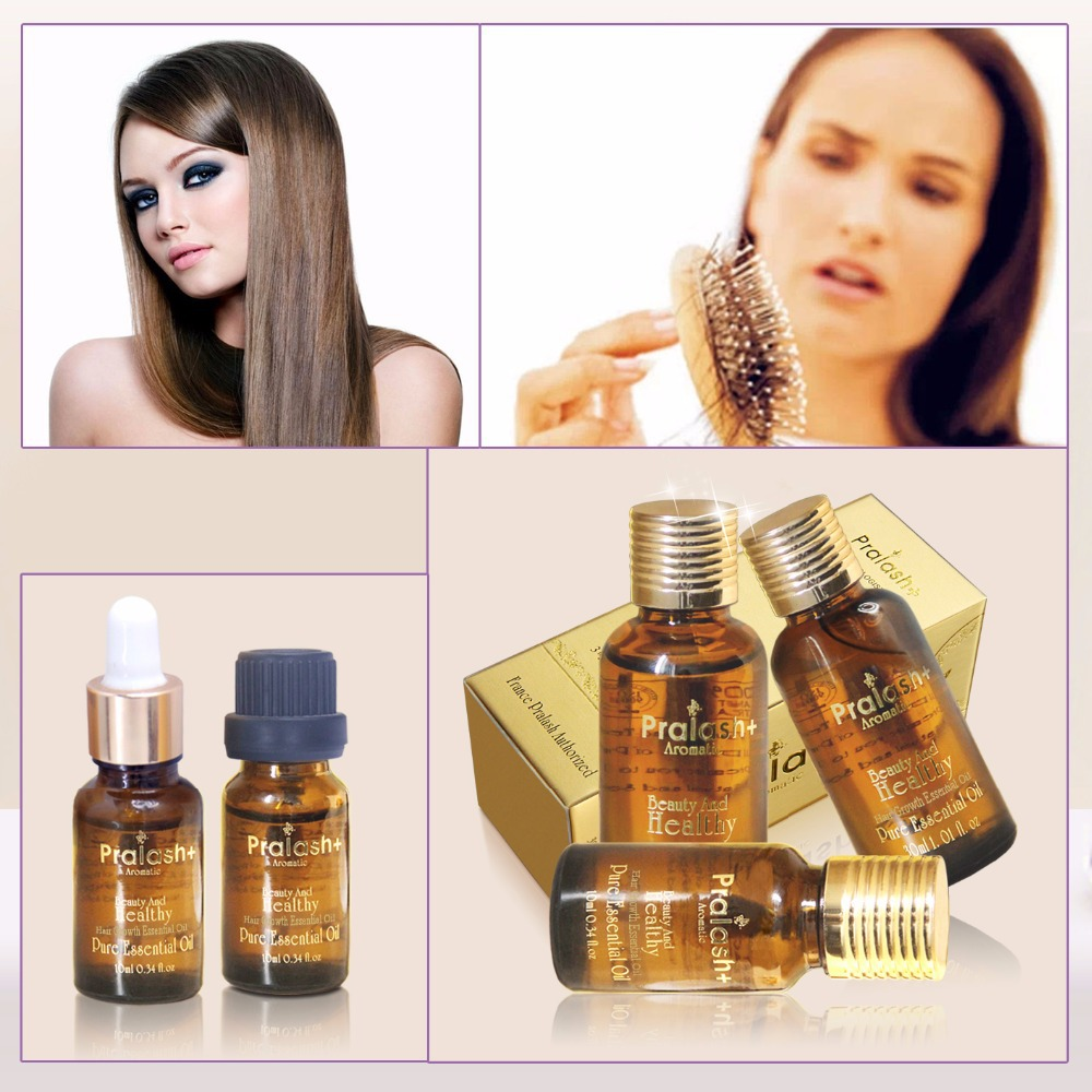 Pralash+ Wholesale Product 100% Natural Herbal tonic Hair Growth Essential Oil for Building Hair Without Preservatives