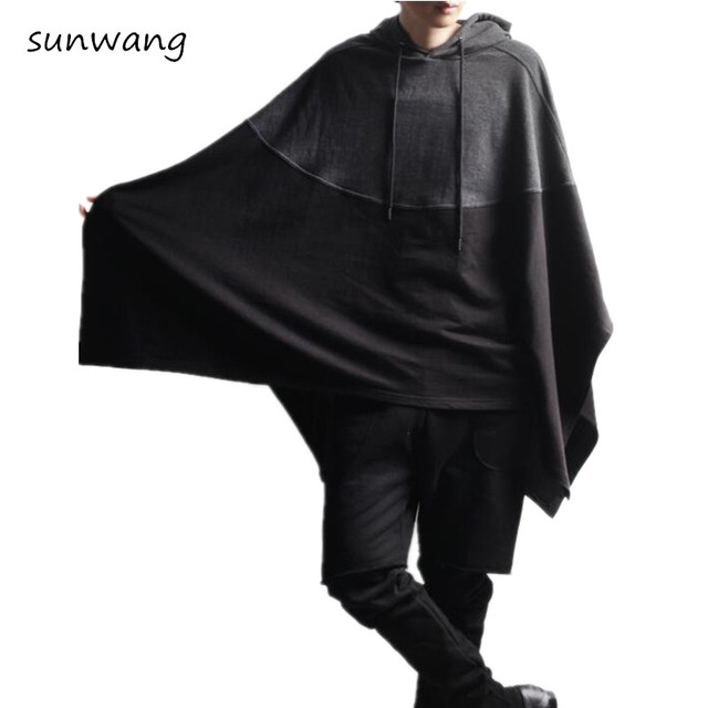 Aliexpress.com : Buy 2017 Fashion Stylish Gothic Cloak Jacket ...