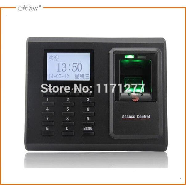 Fingerprint Sensor Free Software Door Access Control ZK F2 Biometric Fingerprint Access Control System
