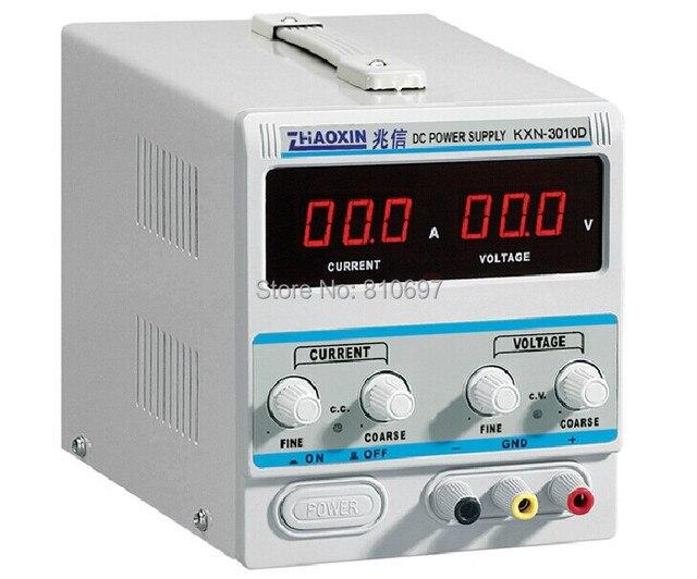 Ac 220v Dc 0 30v Power Supply 30v 10a Adjustable Constant