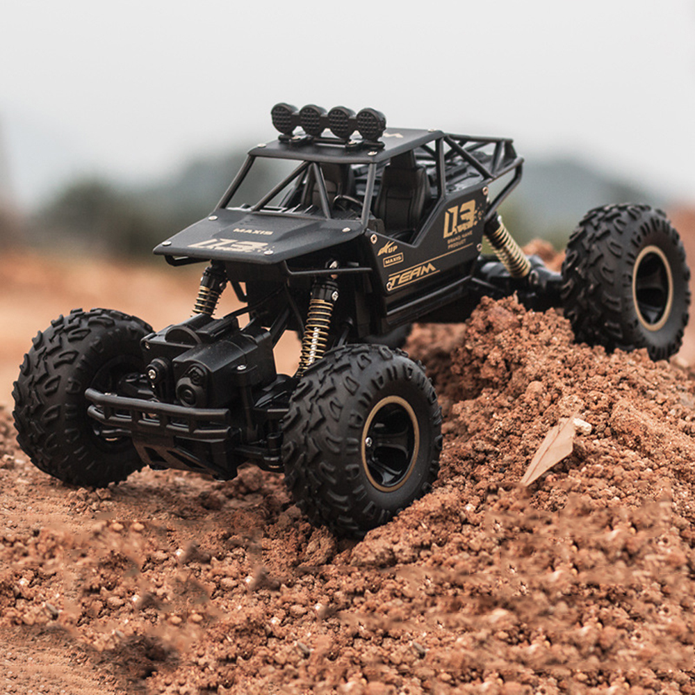 1:12 Toys RC Cars 2.4Ghz Remote Control Bigfoot 4WD High Speed Vehicle Electric RC Toys Rradio-Controlled Cars Kids Gifts ocday rc submarine 27mhz 6ch seawolf high speed remote control electric navy diving submarine model toys for children gifts