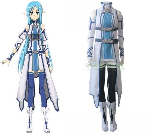 Undine Sao Sword Art Online Asuna...