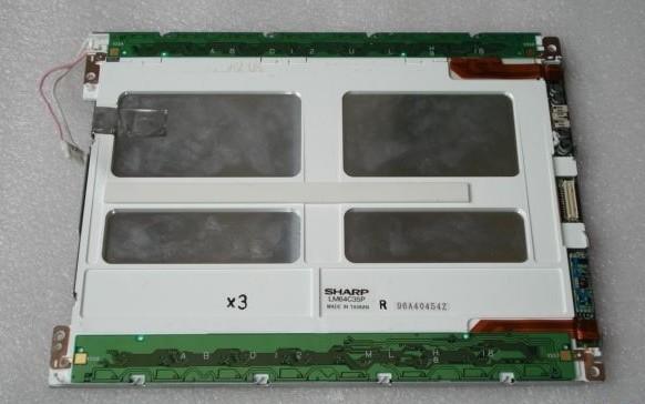 Original LM64C350 LM64C351 LM64C35P LCD Display 10.4 inch VGA LCD Screen 640*480Original LM64C350 LM64C351 LM64C35P LCD Display 10.4 inch VGA LCD Screen 640*480