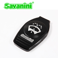 Savanini Brand Bottle Cap Black Color For VW Cc Golf 6 Gti R And Audi Cars