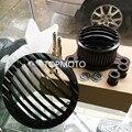 Filtro de ar + RC sistema de filtro de entrada para Harley sportster XL883 / 1200 grade de ar filtro de ar com farol 04'