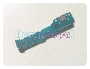 Image 2 - Novaphopat Charging Flex for Samsung T810 SM T810 T815 Charger Connector Micro USB Dock Port Flex Cable Replacement