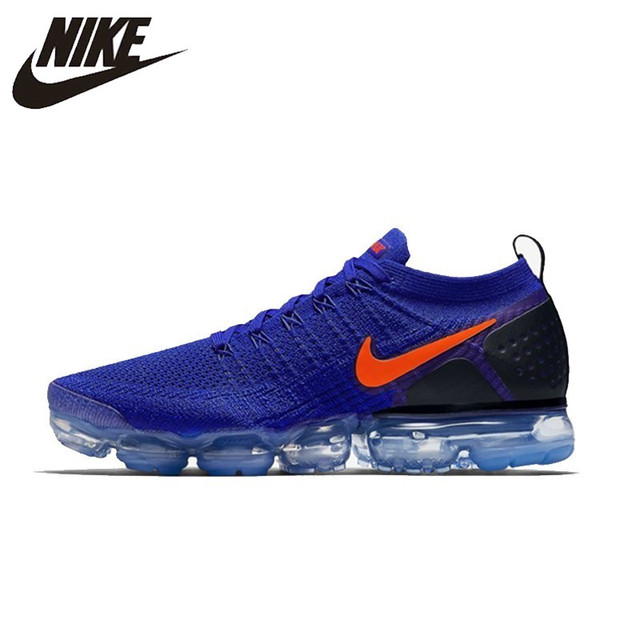 4b138a845c5 NIKE AIR VAPORMAX FK MOC 2 Original Mens Running Shoes Mesh Breathable  Stability Support Sports Sneakers For Men Shoes