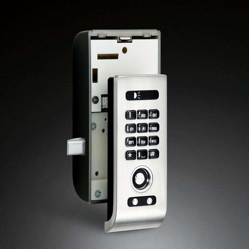RFID Electronic Cabinet Locker Door Lock Wardrobe Lock Private RFID Drawer Lock high quality universal metal electronic digital rfid gym magnetic locker lock