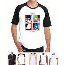 Men t shirt Jem and the Holograms The Misfits Looks That Kill Plus Size Man  Black t-shirt novelty tshirt women1 3728c9a11273