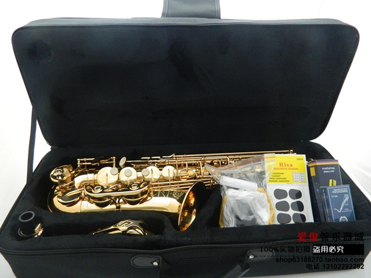 New drop B Soprano sax children musical instruments Children Top professional saxophone Promotions