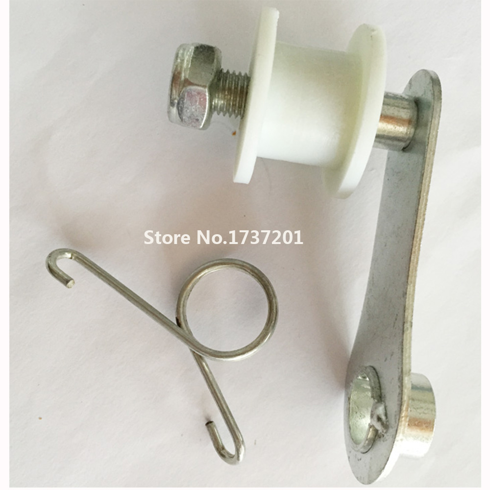 Atv,rv,boat & Other Vehicle Spring Roller Wheel Chain Tensioner Adjuster 50cc 110cc 150cc Pit Dirt Bike Atv Quad Parts