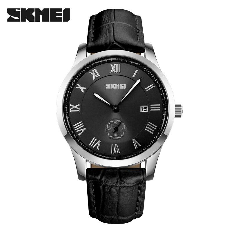 SKMEI 1132 Luxury Brand Watches Male Fashion Casual Quartz ...