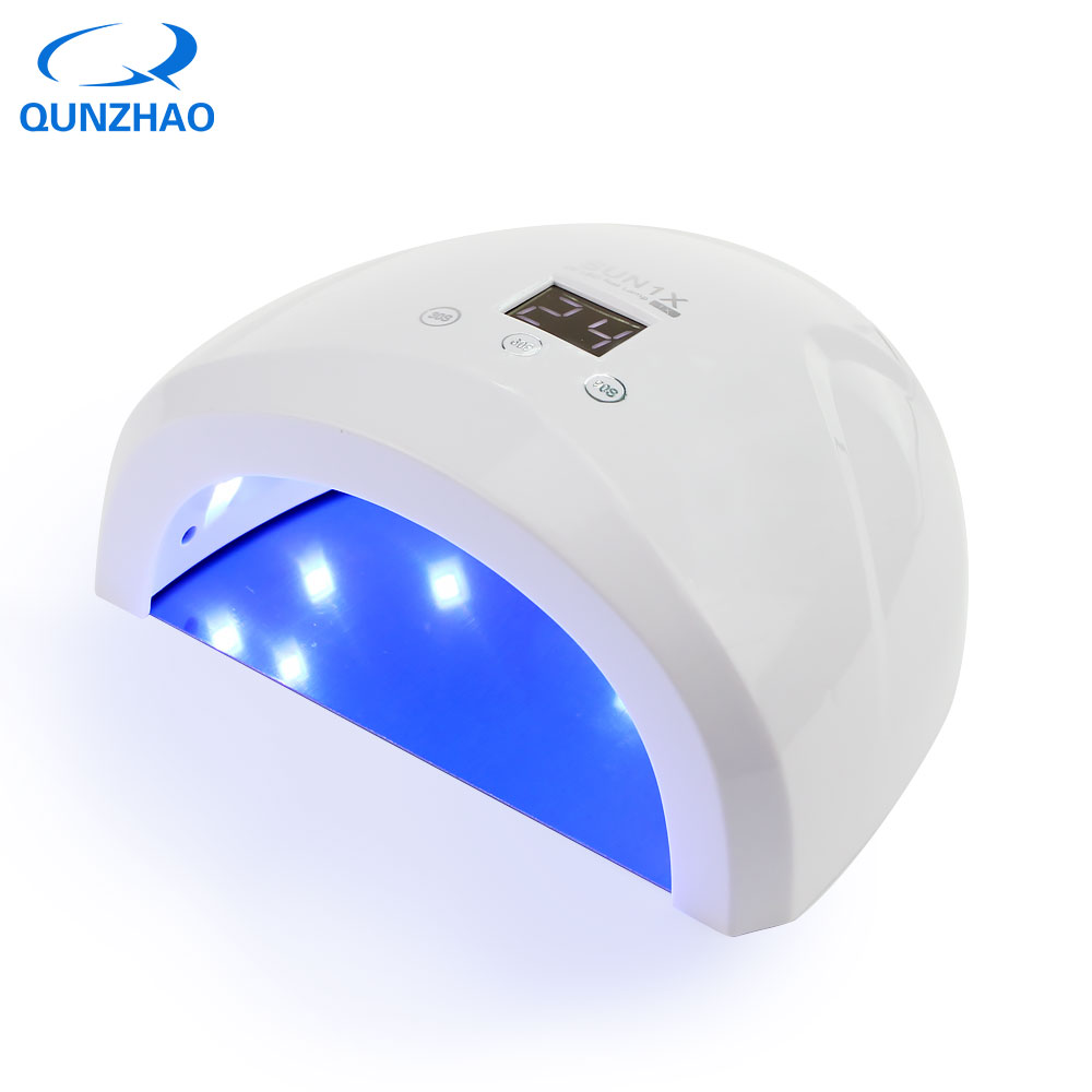 Sun1X UV Nail Lamp Polish LED Light with 365nm 36W for Curing Gel Nail Dryer Manicure Lamp Machine Nail Art Tools
