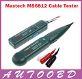 Mastech MS6812 Network Cable Tracker Tester Tone Generator Telephone Phone Wire Line Finder