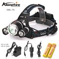 AloneFire HP83 good price 9000lm 3T6 Boruit Head Light Headlamp Outdoor Light Head Lamp HeadLight Rechargeable Fishing Camping