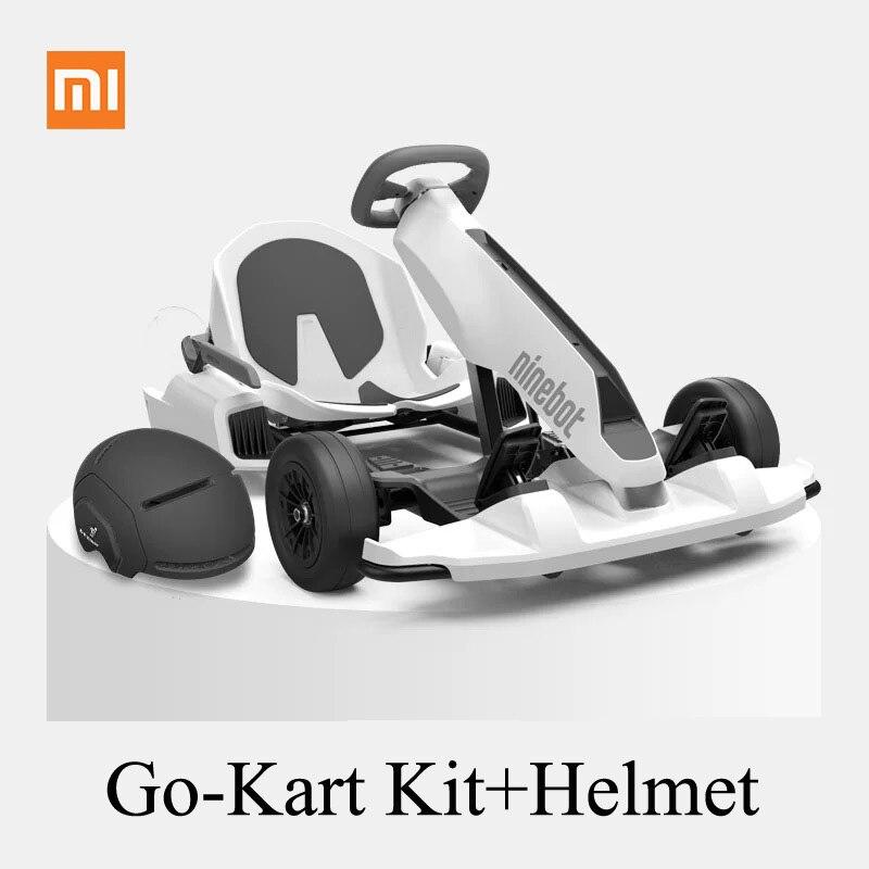 XIAOMI Kit de Karting Conversion jouet Balance voiture enfants balade en voiture jouet à double usage avec casque