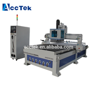 Discount price!! Professional 4 axis 1530 wood carving cutter cnc router machine for kitchen cabinet furniture doors