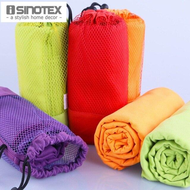 70x130 cm Formato Più Grande Sport Asciugamano Con Il Sacchetto In Microfibra Pa