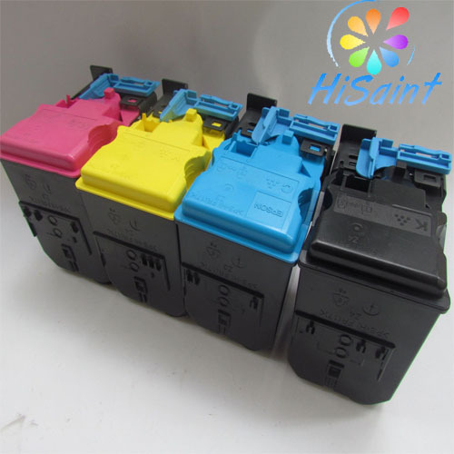 2015New[Hisaint] 4x New Color Toner Cartridge For Konica Minolta Magicolor 4750EN 4750 4750DN