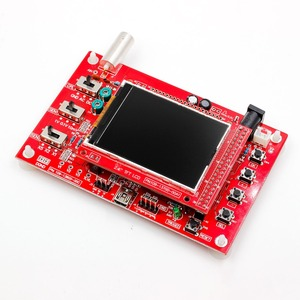 Image 4 - Oscilloscope numérique de poche DSO FNIRSI 138 2.4 pouces TFT, Kit bricolage même, pièces portables + sonde Oscilloscope P6100