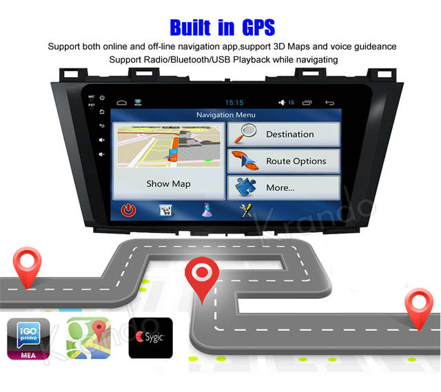 US $350 0 |Krando Android 7 1 10 2