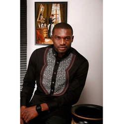 2019 Африка Riche время ограничено традиционные платья Распродажа Топ Мода полиэстер для мужчин стиль рубашка воротник печатных