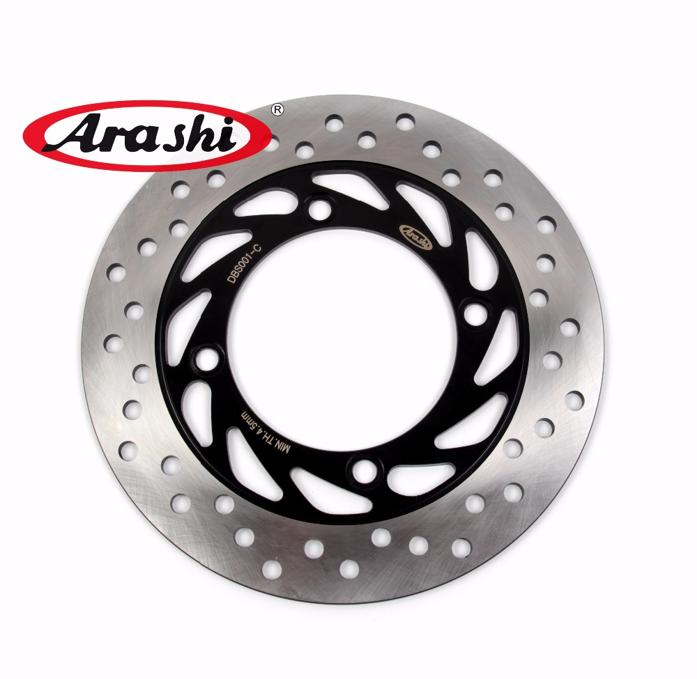 Arashi 1PCS For HONDA CBF900 HORNET CB F HORNET 900 / CB900F HORNET 2002 2003 2004 2005 2006 CNC Rear Brake Disc Rotors