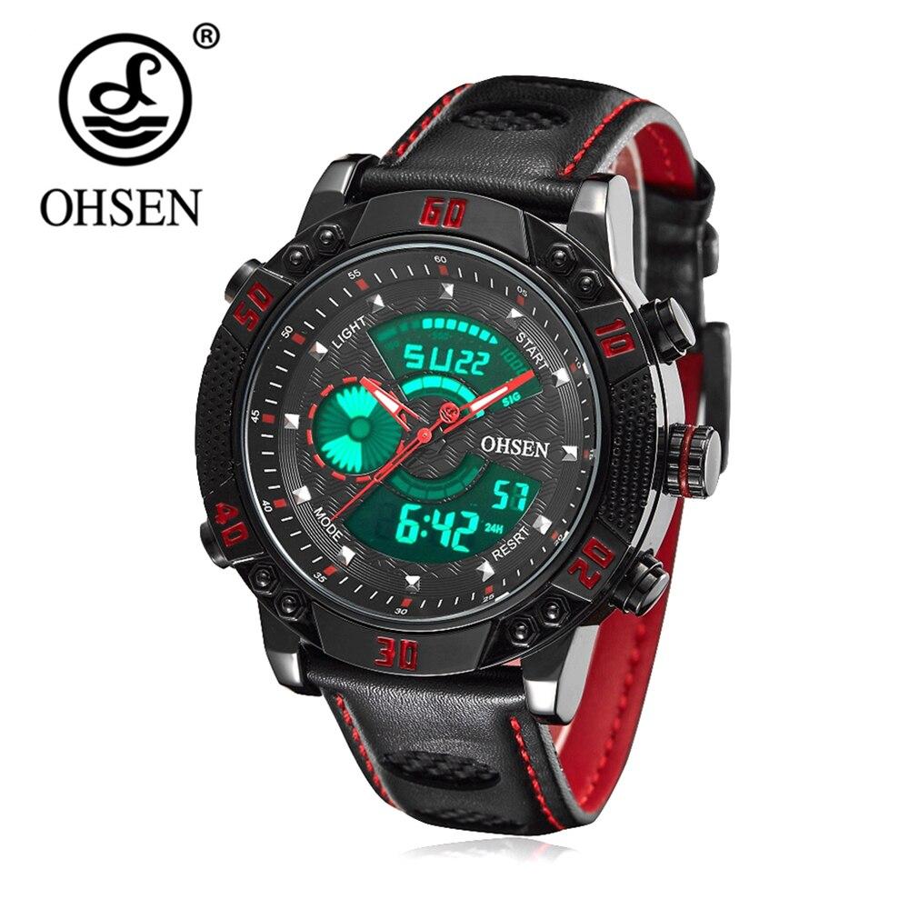 Top Sale Original OHSEN Digital Analog Men's Watch 1
