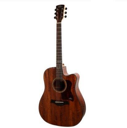 Guitare acoustique professionnelle Acacia 41 pouces guitare acoustique pour débutants guitare hommes et femmes étudiants Instruments de musique