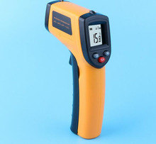 GM320 Digital LCD Infrared Thermometer Factory Hot Sale Handheld Laser IR Infrared Thermometer -50 to 320 Degree