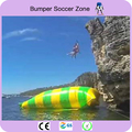 Free Shipping!8*3m 0.9mm PVC Inflatable Water Blob,Water Air Bag,Water Blob Jumping Bag Inflatable Aqua Trampoline