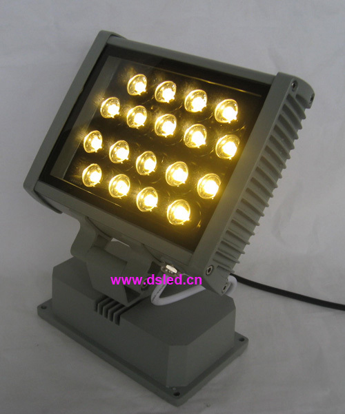 CE,IP65,good quality,high power 18W LED wall washer,LED floodlight,DS-T20A-18W,110-250VAC,18X1W,EDISON chip