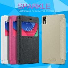 For Lenovo VIBE Shot Z90 phone cases Nillkin Sparkle case for Lenovo Z90 mobile phone protective cover