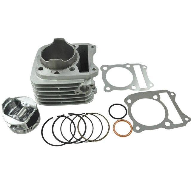 Высокое качество части двигателя для Suzuki QM200 GS200 QM200GY блок цилиндров и поршень комплект и прокладка новые