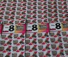 6 unids/lote 100% Original OS8 NO.8 O.S. OS8, enchufe medio N, bujías luminosas, envío gratis, para motor OS