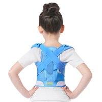 Children Kids Adjustable Magnetic Posture Corrector Unisex Adult Adjustable Back Shoulder Supporting Posture Corrector