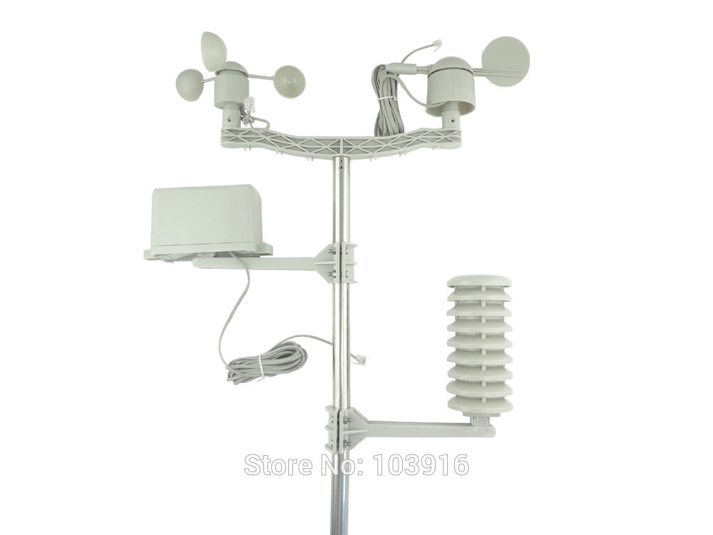 Professional Wireless Weather Station、MS-WH-SP-WS02のスペアパーツ(屋外ユニット)