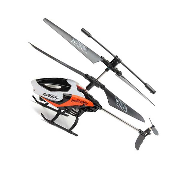 New FQ FQ777-610 AIR FUN 3.5CH RC Remote Control Helicopter RTF With Gyro Orang