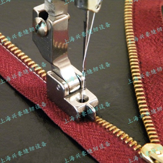 Industrial sewing machine narrow hinged presser fly foot Brother-Juki-Singer Et