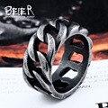 Байер новый магазин 316L из нержавеющей стали высокого качества кольцо в готическом стиле брелок для ключей личности в ретро стиле, модные юв...