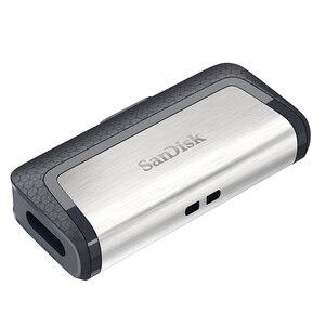 Image 2 - Sandisk clé usb Type c, 32 go, 64 go, 128 go, 256 go, SDDDC2, sur clé, USB 3.1, pour Galaxy, cadeau dordinateur