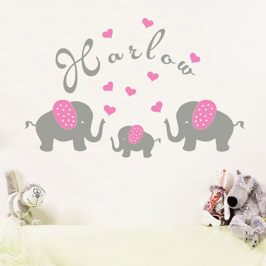 Elephant baby decor best elephant 2017 for Decoration elephant