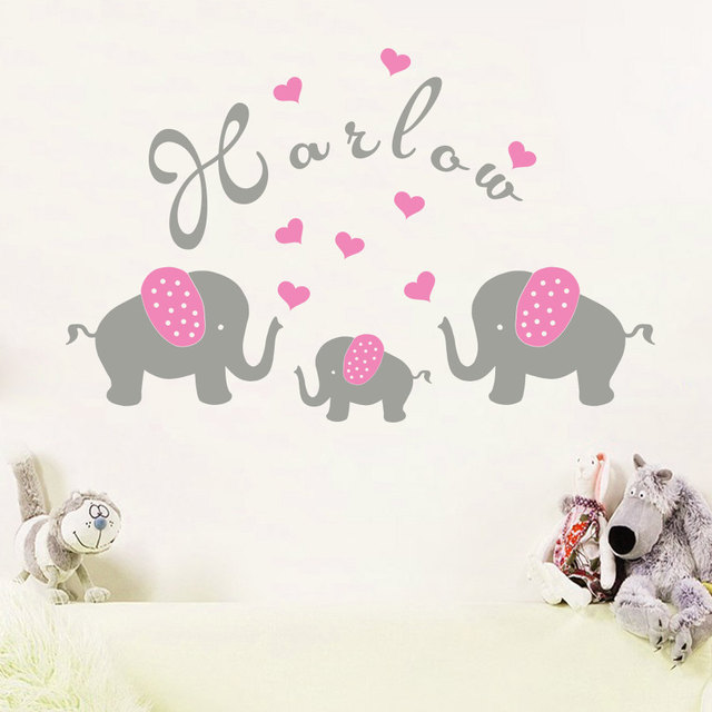 decalsamazoncom of luxury baby room animal beautiful elephant decal pinterest bubbles decor stickers wal nursery wall