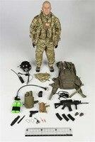 Mnotht 1/6 u.s.a. спецназ модели одежды HALO VERYHOT 1039 1:6 воздуха десантник костюм набор для 12in Фигурки игрушки l30