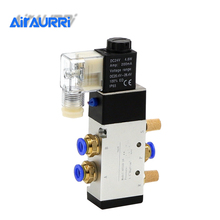 4v310-10  Solenoid Valves Air Gas Control Valve 3/8