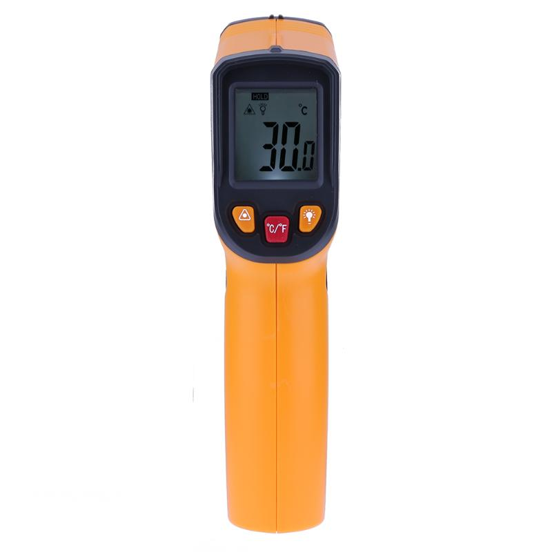 measuring temperature Temperature is a measure of energy or heat there are several ways to determine temperature one way is by just using your senses.