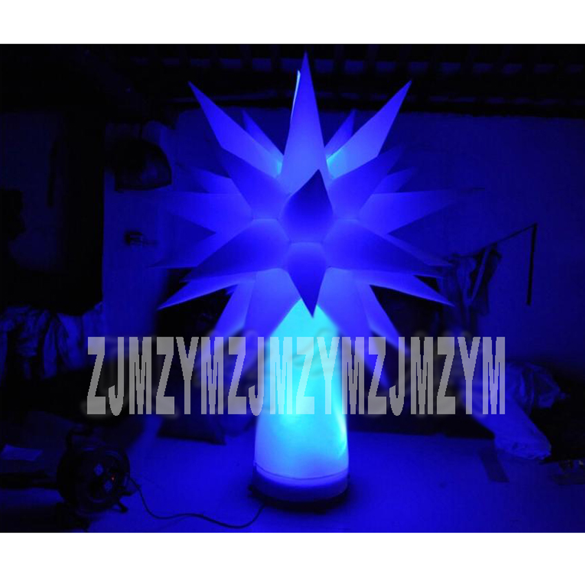 Custom LED inflatable Lighting Tree, decoration star tree ,can be do the size you want